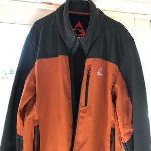 Men's Gerry XL nice jacket Orange and Black